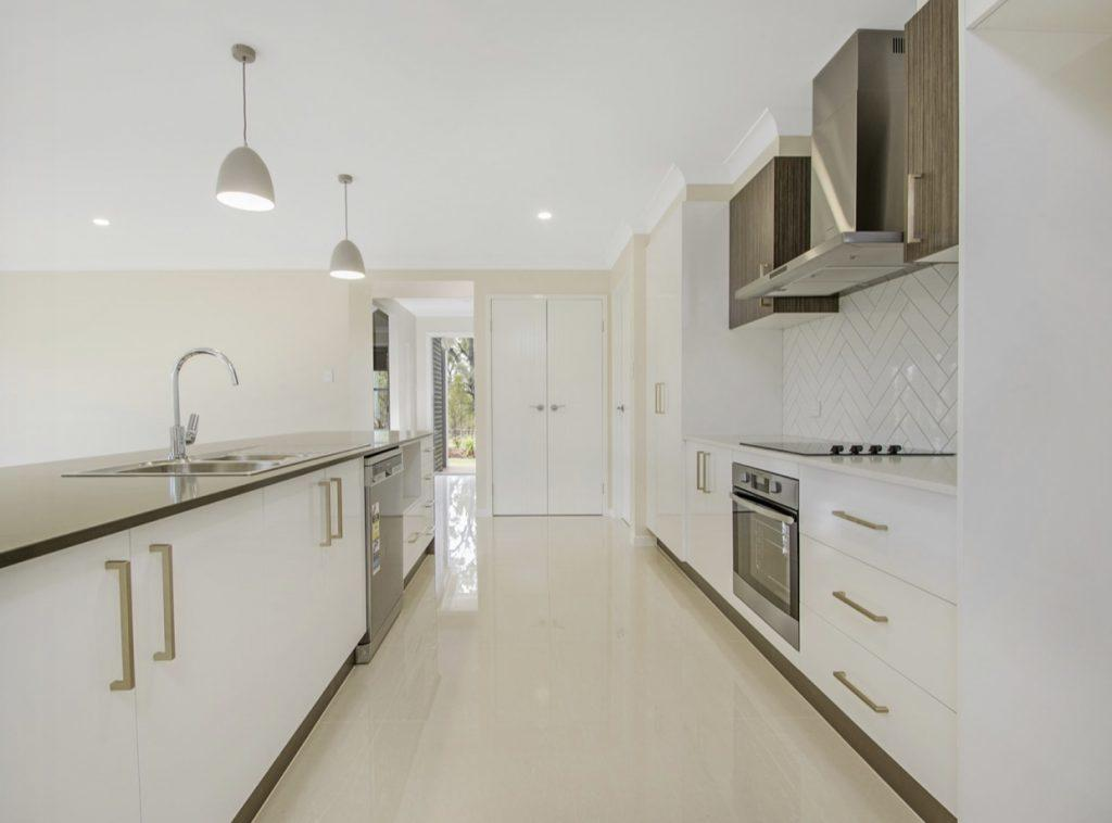 Repaint Your Kitchen White - Gillott Constructions