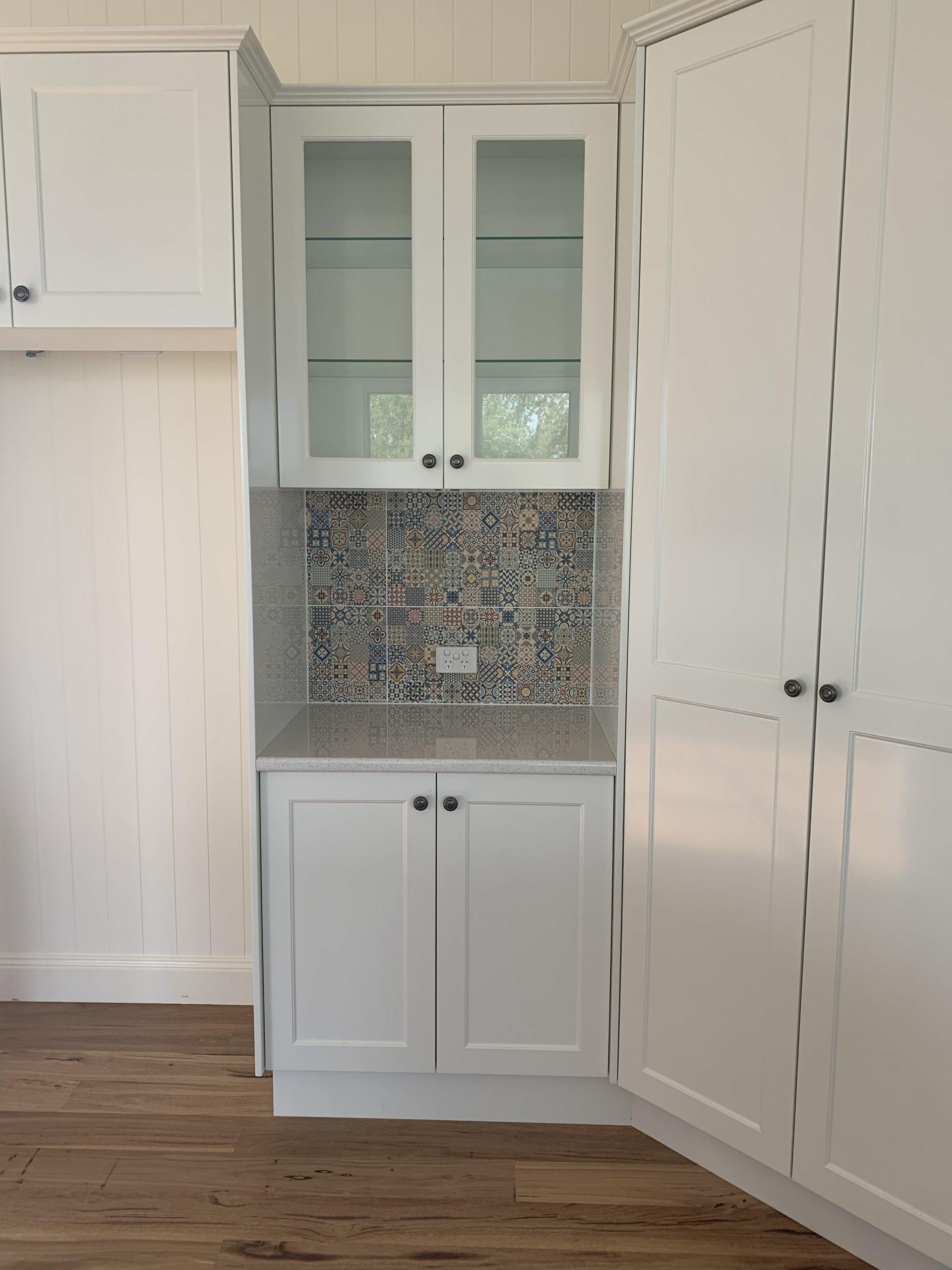 Add Wall-Mounted Storages - Gillott Constructions