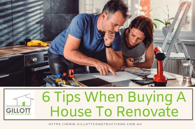 6 Tips When Buying A House to Renovate in Warwick