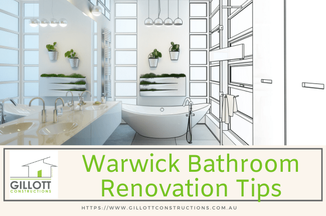 Warwick Bathroom Renovation Tips