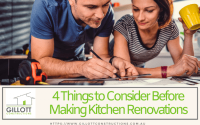 Things to Consider Before Making Kitchen Renovations